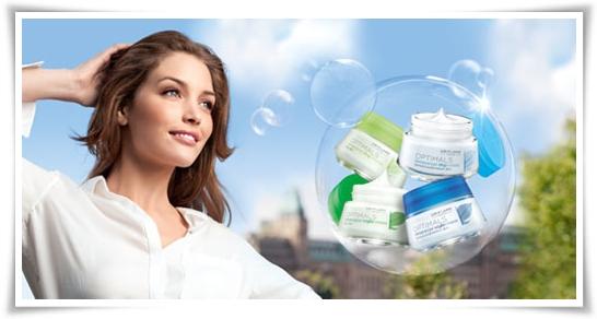 Серия Optimals с новой антиоксидантной защитой кожи