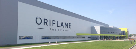 Орифлэйм получает сертификат LEED Green Building Council