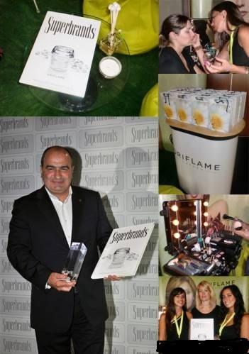 Superbrands 2011: Орифлейм в Португалии доверяют наравне с брендами LOreal, Chanel, Christian Dior и Garnier