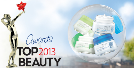 Серия Optimals получила премию TopBeauty Awards 2013
