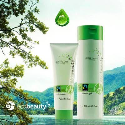 Гель для душа Ecobeauty от Орифлейм получил премию Cosmopolitan Beauty Awards