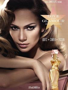 Love and Glamour: роскошный аромат от Дженнифер Лопес