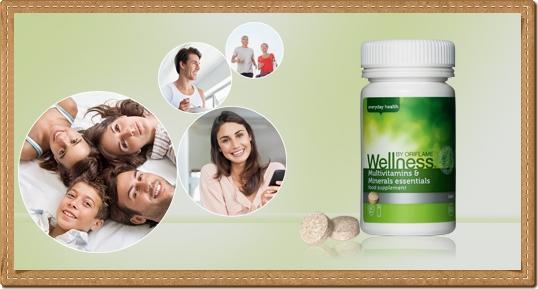 Мультивитамины и минералы для всей семьи
