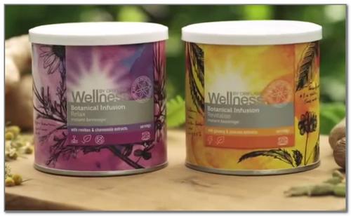 Вэлнэс Фито Формула Чай Wellness by Oriflame