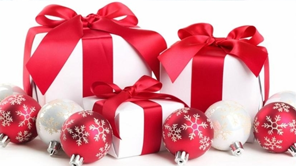 новы год подарки