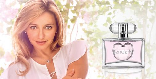 Татьяна Навка представляет новый аромат Орифлэйм Tenderly