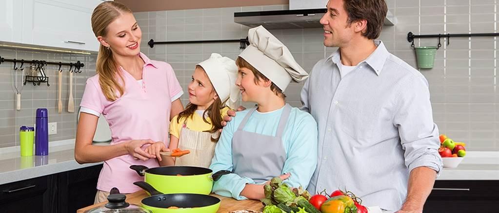 рецепт семейного счастья. акция орифлэйм