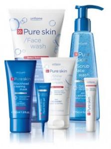 pure skin решения для проблемной кожи