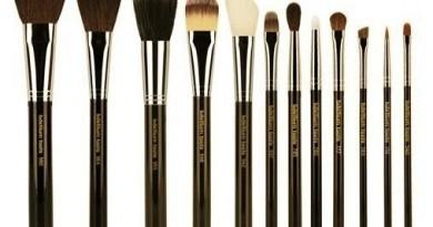 Кисти для макияжа: какая для чего