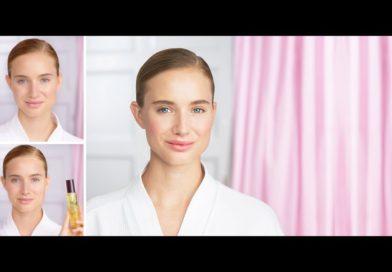 Видеоуроки красоты: сияющая кожа за три шага — YouTube